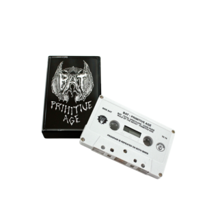 Bat: Primitive Age Cassette Tape  thumb