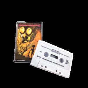 Lecherous Gaze: Zeta Reticuli Blues Cassette Tape thumb