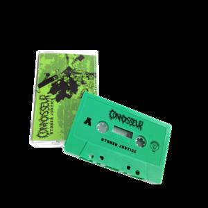 Connoisseur: Stoner Justice Cassette Tape thumb
