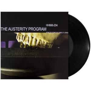 The Austerity Program: Backsliders And Apostates Will Burn Vinyl 12