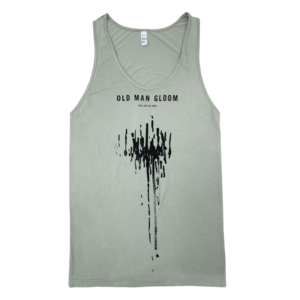 Old Man Gloom: Ape Of God (Black/Grey) Tank Top thumb