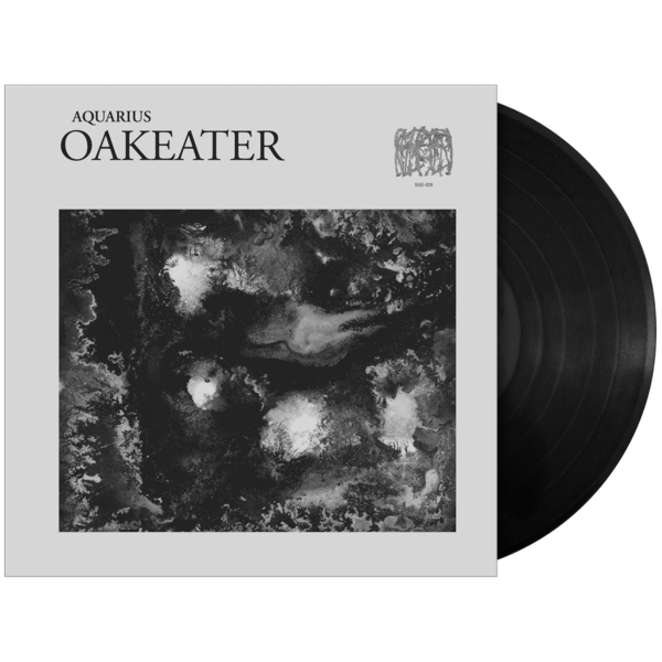 Oakeater: Aquarius Vinyl LP | Sige Records | Online Store, Apparel ...