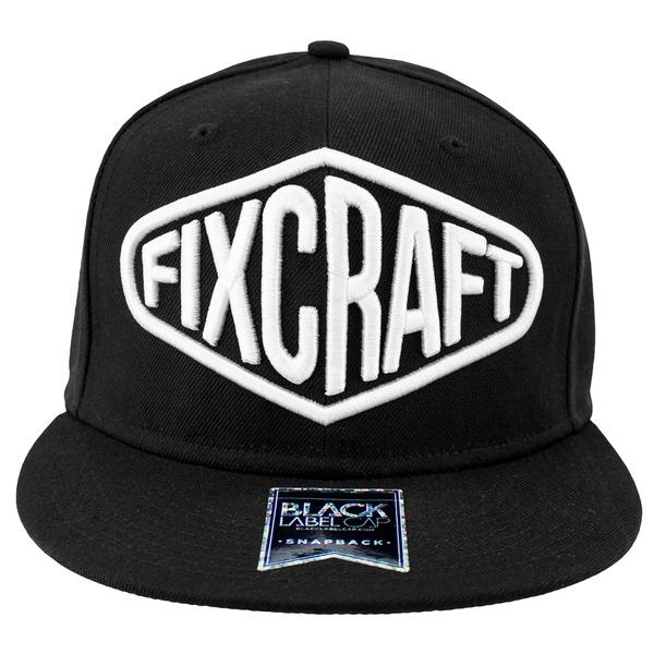 Fixcraft bl logo b w sb 1