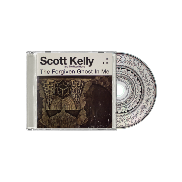 Scott Kelly and The Road Home: The Forgiven Ghost In Me CD thumb
