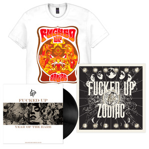 Year Of The Hare Vinyl + Zodiac Poster + Zodiac T-Shirt  thumb