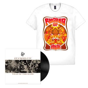 Year Of The Hare Vinyl + Zodiac T-Shirt  thumb