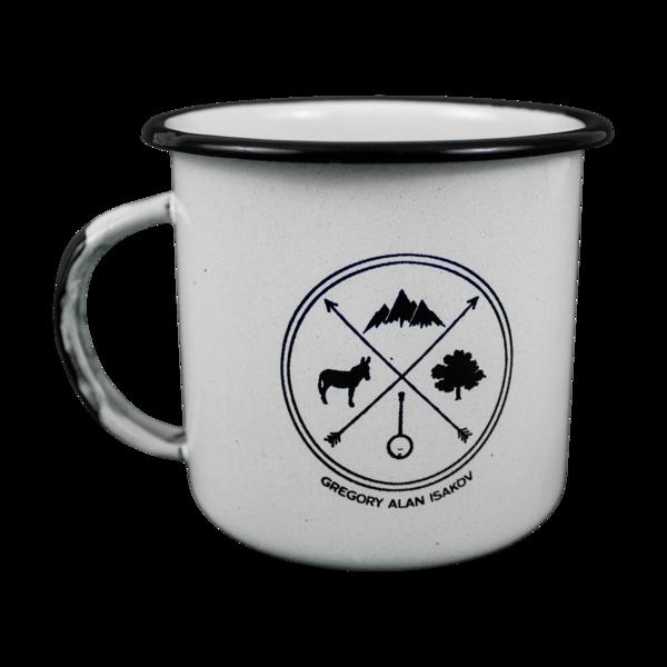 Gai enamelware mug 1