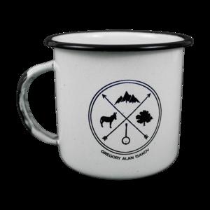 Banjo Enamelware Camping Mug thumb