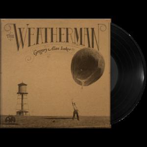 The Weatherman 180 Gram Vinyl LP thumb