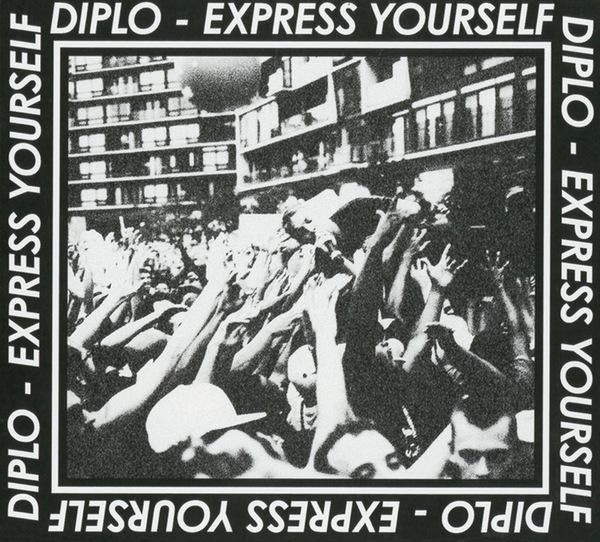 Diplo: Express Yourself CDEP thumb