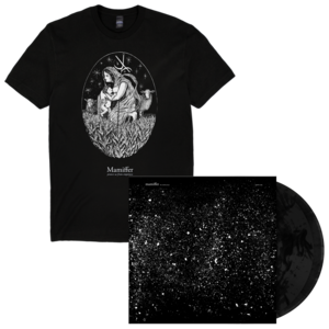 Mamiffer: The World Unseen Vinyl 2xLP + 13 Burning Stars T-Shirt  thumb