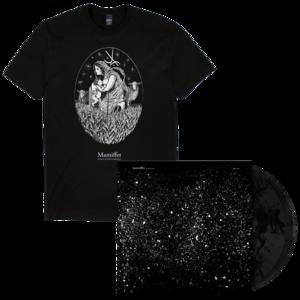 Mamiffer: The World Unseen Vinyl 2xLP + 13 Burning Stars T-Shirt  thumb