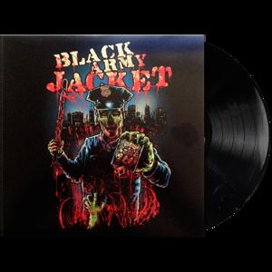Black Army Jacket: 222 Vinyl 12