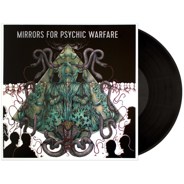 Mirrors For Psychic Warfare: Self-Titled LP | Neurot