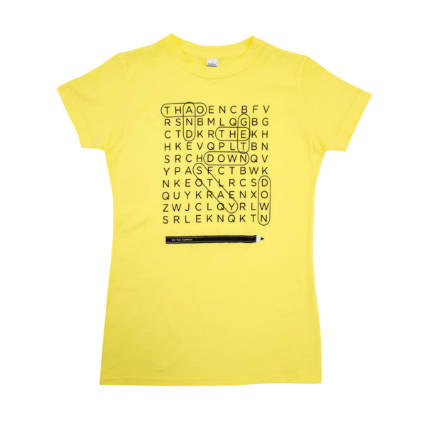 f1484a334 Puzzle Women's T-Shirt   Thao & The Get Down Stay Down   Online Store,  Apparel, Merchandise & More