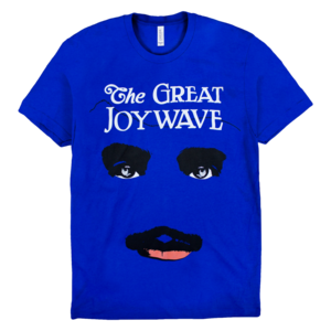 Joywave: Great Joywave Tee (Royal Blue) thumb