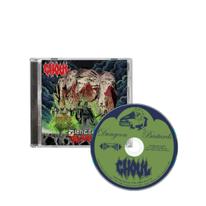 Ghoul: Dungeon Bastards CD thumb