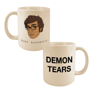 Hari Kondabolu: Demon Tears Coffee Mug  thumb
