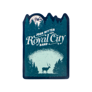 Josh Ritter and the Royal City Band Sticker thumb