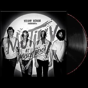 Night Birds: Mutiny At Muscle Beach Vinyl LP thumb