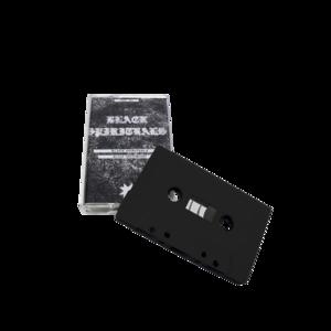 Black Spirituals: Black Treatment Cassette Tape thumb