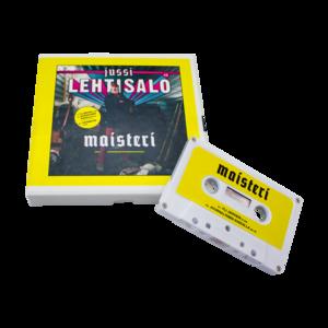 Jussi Lehtisalo: Maisteri Cassette Tape  thumb