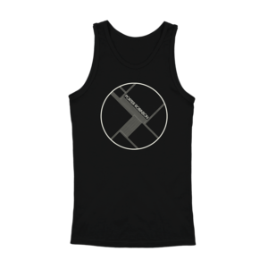 Porter Robinson Circle Ladies Tank Top  thumb