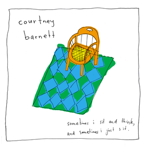 Courtney Barnett - Sometimes I Sit And Think, And Sometimes I Just Sit - CD | LP thumb