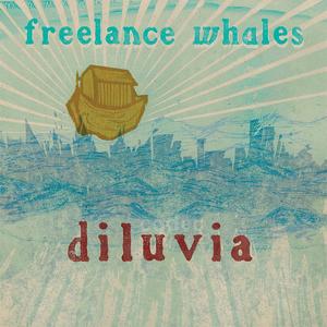Freelance Whales - Diluvia - CD   LP thumb