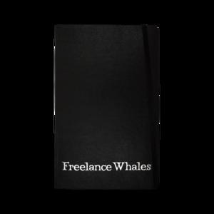 Freelance Whales - Moleskin Notebook thumb
