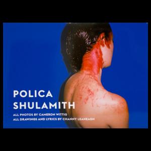 POLIÇA - Shulamith Photo & Lyric Book thumb