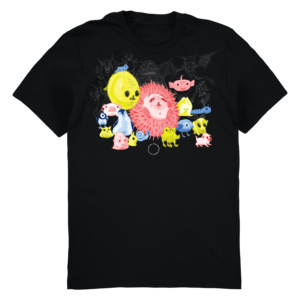 Primary Critters T-Shirt  thumb