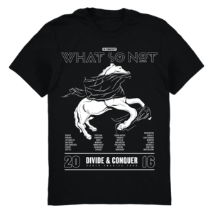 Divide & Conquer Tour Tee thumb
