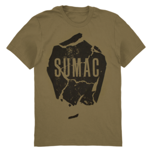 Sumac: Mask Tee (Army Green)  thumb