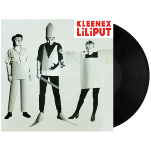 Kleenex/LiLIPUT: First Songs 2xLP thumb