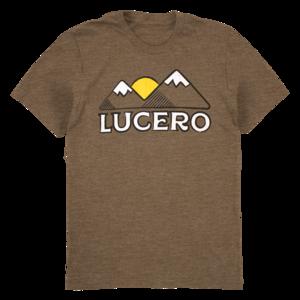 Lucero: Mountains T-Shirt  thumb