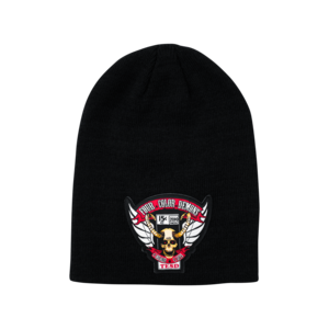 Four Color Demons Patch Beanie thumb