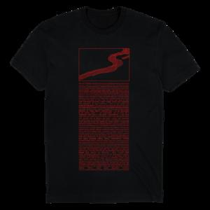 Isis: Black Fountain T-Shirt  thumb