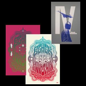 IV Poster and Levitation Poster Bundle thumb
