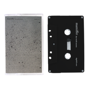 Mamiffer: The World Unseen Cassette Tape thumb