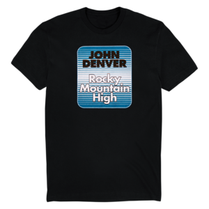 Rocky Mountain High: Single Edition T-Shirt  thumb