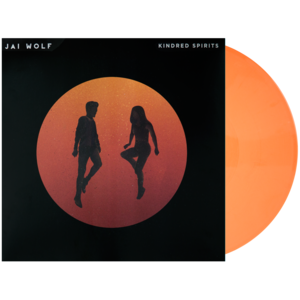 Jai Wolf - Kindred Spirits EP Orange Vinyl + Digital Download thumb