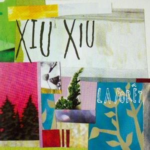 Xiu Xiu - La Forêt CD thumb