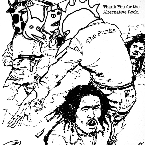 The Punks Thank You For The Alternative Rock Cd Kill