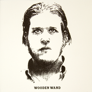 Wooden Wand - Harem Of The Sundrum & The Witness Figg CD thumb