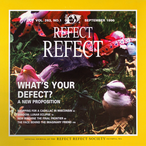 Refect Refect - What's Your Defect 7