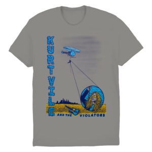 Kurt Vile and the Violators: Helicopter T-Shirt  thumb