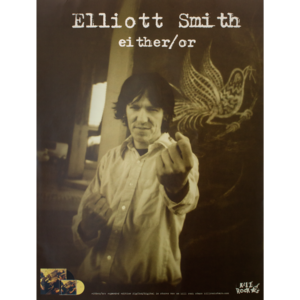 Elliott Smith: Either/Or Double Sided Poster thumb