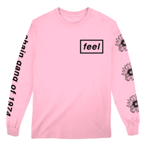 Feel Long-Sleeve Tee  thumb