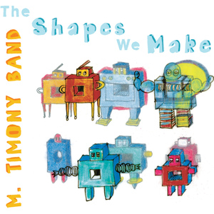 The Mary Timony Band - The Shapes We Make CD | DIGI thumb